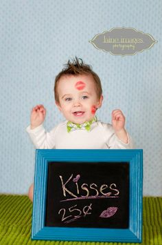 valentines day pic idea. Too Cute!