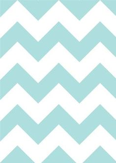Aqua Chevron paper on Craftsuprint designed by Wendy Colledge - A4 background paper. Suitable for a number of occasions. - Now available for download!