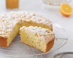 Meyer Lemon-Olive Oil Coffee Cake - Bake from Scratch