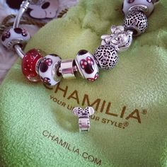 #ShareIG This little cutie arrived today #chamilia #disney #disneypandora #pandoradisney #pandora