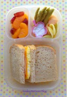 breakfast for lunch -- and it's gluten free! #lunch #backtoschool #glutenfree