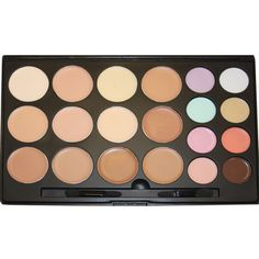Morphe 20-Color Concealer and Corrector Palette | Overstock.com Shopping - Big Discounts on Morphe Face