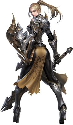 Ideas steampunk fantasy art character concept female characters for 2019 Fantasy Female Warrior, Female Armor, Female Knight, Fantasy Armor, Fantasy Women, Fantasy Girl, Woman Warrior, Female Character Design, Character Design Inspiration