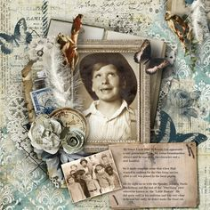 Scrapbooking has become an important element in memory keeping. Pictures are great, but pictures with your loved ones recorded voice are better! Digital Scrapbooking, First Love, Memories, Bud, Creative, Planners, Frame, Pictures, Crafts