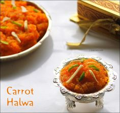 A classic sweet recipe simple with no complex ingredients, just cook the carrots in milk, add sugar and garnish with nuts and ghee! Thats it!
