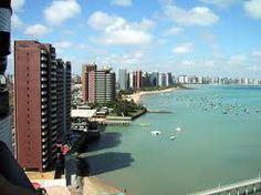 Praia do Mucuripe em Fortaleza, CE