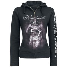 Once - 10th Anniversary - Hooded zip by Nightwish