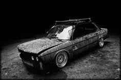Rusty BMW