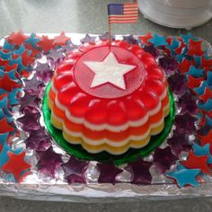 Rainbow JELL-O Recipe - Long Island Mamas   Long Island Guide for Kids and Families