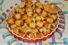 Ein kleines Buffet zum Kindergeburtstag: Die Himbeerzucker-Palmiers von Zucker Zimt und Liebe hatten es mir schon länger angetan, nun konnte ich das Rezept endlich mal testen: &nbs…