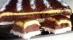 Prajitura O noapte la Venetia – Nimeni nu se satura doar cu o portie Romanian Food, Sweet Recipes, Sweet Tooth, Cheesecake, Food And Drink, Sweets, Homemade, Baking, Holiday