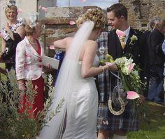 Orkney wedding