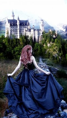 Dreaming of a bigger life in an enchanted castle