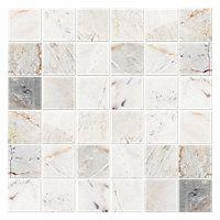 Meram Carrara Polished 2 x 2 in