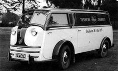 Tempo Matador. Motor VW