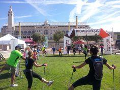 Barcelona esport i natura Nordic Walking, Cross Training, South Africa, Literature, Barcelona, Health Fitness, Exercise, Teaching, Literatura
