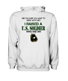 Limited Edition - Proud Army Mom!
