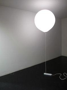 Balloon lighting by WHITE ELEPHANT DesignLab