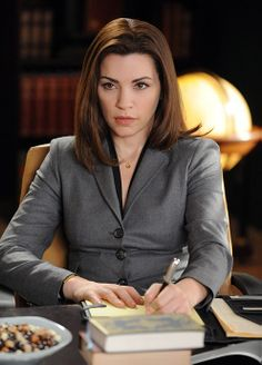Julianna Marguiles in The Good Wife