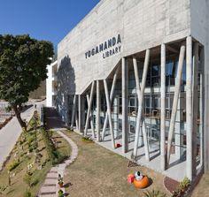 Yogananda Library / Sourabh Gupta