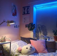Remarkable dorm room decor pictures for your home Dream Rooms, Dream Bedroom, Bedroom Wall, Girls Bedroom, My New Room, My Room, Decoration Bedroom, Room Decorations, Decor Room