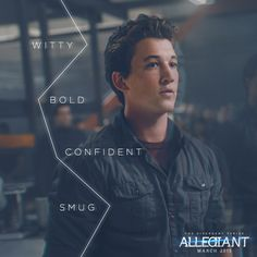 Based on the book series, a feature film trilogy, The Divergent Series Experience and the Divergent What's Your Story game make up this franchise. Peter Divergent, Divergent Funny, Divergent Trilogy, Divergent Movie Poster, Insurgent Quotes, Divergent Insurgent Allegiant, Divergent Quotes, Divergent Dauntless, Veronica Roth