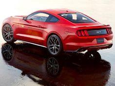 #Ford #Mustang. Stile inconfondibile e prestazioni eccezionali.
