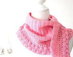 Color Block Shawl crochet pdf pattern INSTANT by AlaSascha on Etsy