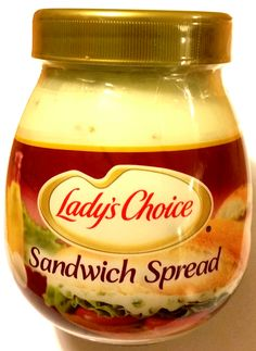 ladys-choice-sandwich-spread Sandwich Spread, Pinoy Food, Salsa, Sandwiches, Egg, Gravy, Salsa Music, Restaurant Salsa, Paninis