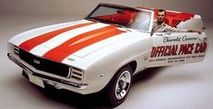 1969 Camaro Official Pace Car. 1969 Pace Car Camaro. 1968 Yenko Camaro  IF ONLY!!! drool
