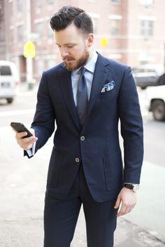 3 Botones Trajes, Americanas, Blazer o Sacos Bere Casillas (Elegancia 2.0)