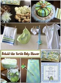 Boy baby shower ideas by melissawhite101
