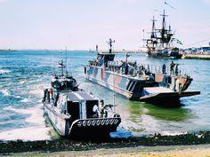 Landingsvaartuigen van het Korps Mariniers | www.navyinside.nl