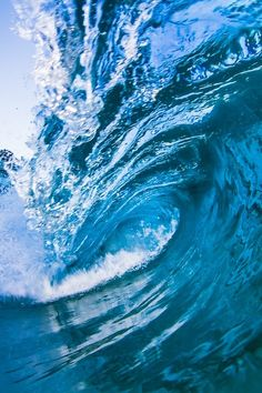 Wave Art by JOHN PHILPOTTS