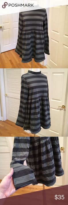 We the Free by Free People dress/tunic ⚫️Excellent condition. Can we work as a dress or a tunic. Free People Dresses Mini
