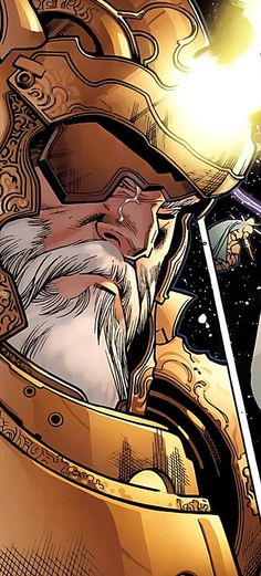 Odin, father of Thor