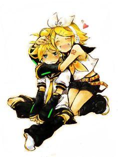 Rin and Len fdvd