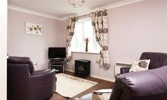 Claife View Apartment in Windermere, Luxury Apartments, Lakes, Cottage, Curtains, Mirror, Furniture, Home Decor, Blinds