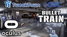 NVIDIA shows off updated version of Bullet Train at GDC 2016. Video up on the site now. More: http://www.tweaktown.com