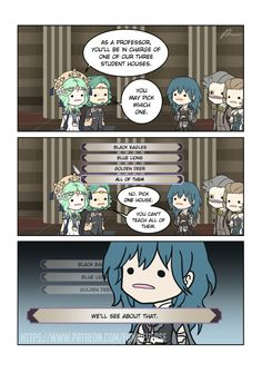 Speculation: What really happened between Rhea and Byleth ***spoilers*** : fireemblem All Anime, Anime Guys, Fire Emblem Warriors, Fire Emblem Characters, Student House, Geek Games, Blue Lion, Pokemon Cosplay, Mother And Child