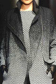 Stampe e patterns dalla New York Fashion Week (collezioni donna autunno/inverno 2013/14). Sachin Babi