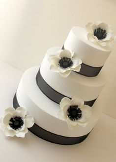 just get black ribbon a few flowers and voila... no need to pay extra for decorations