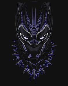 Black Panther, T & # Challa - Marvel Black Panther Marvel, Black Panther Art, Black Art, Black Pantha, Hero Marvel, Marvel Fan, Marvel Dc Comics, Marvel Avengers, Captain Marvel