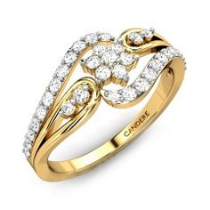 Abbie Diamond Ring - Enhance your glamor with this spectacular diamond rings Buy Diamond Ring, Diamond Solitaire Rings, Engagement Ring For Her, Diamond Engagement Rings, Beautiful Gold Rings, Gold Rings Jewelry, Silver Jewellery, Silver Ring, Small Rings