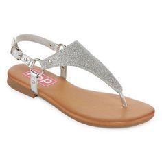 Pop Adreana Womens Flat Sandals