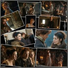 """Pictures of episode 3 """"the way out"""" // #OutlanderSeries #Outlander #OutlanderFanArt by @OrkneyHeart"""