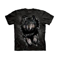 Breakthrough Wolf T-Shirt Adult now featured on Fab.