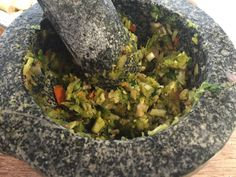 Thai Green Curry Paste - Visit my blog for the recipe