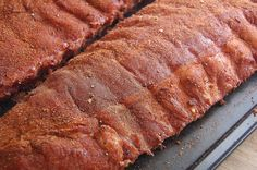 The starting place of great barbecue ribs is the rub. These rib rub recipes give that authentic barbecue flavor while bringing out the most of the ribs. Best Barbecue Sauce, Barbecue Ribs, Barbecue Recipes, Grilling Recipes, Cooking Recipes, Smoker Recipes, Grilling Ribs, Bbq Meals, Dinners