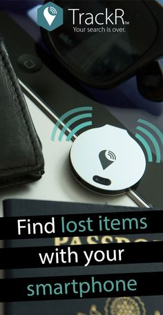 TrackR bravo is a small, coin-sized tracking device that you can attach onto any device or belonging.  Download the Free TrackR app - then use the distance indicator, separation alerts, phone finder, and Crowd GPS features to find your Lost Belongings in seconds!